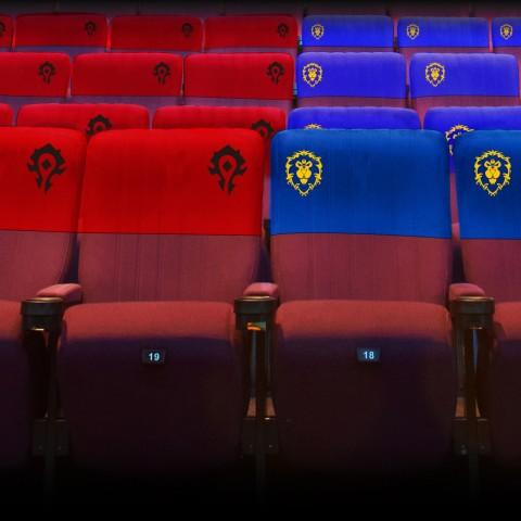 《魔獸世界》X《魔獸:崛起》一觸即發!威秀部落、聯盟專屬座位選訂