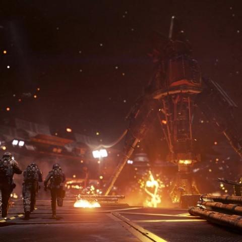 PS4遊戲『Call of Duty Infinite Warfare』將於11月4日推出