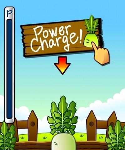 【funny game】看誰的白蘿蔔飛得比較高