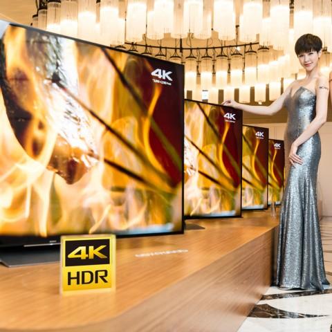 想拿這款TV玩PC GAME了!Sony全新BRAVIA TV,4K HDR近臻完美畫質,盡收明暗視界