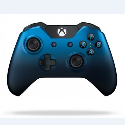 Xbox one特別版闇影藍與闇影銅無線控制器上市