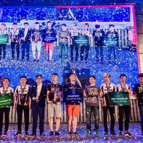 《雷霆突擊》獵鷹國際挑戰賽,台灣代表隊遠征越南力克世界級強敵勇奪總冠軍!