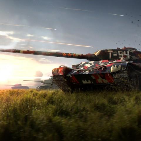 《戰車世界》家用主機版釋出專屬活動「為祖國而戰」,稀有蘇聯戰車釋出