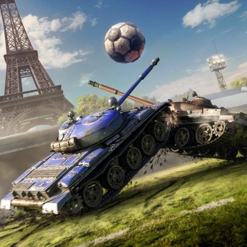 2016《戰車世界》亞洲足球賽將正式開打!擦亮球鞋、繫緊鞋帶,一起體驗足球模式