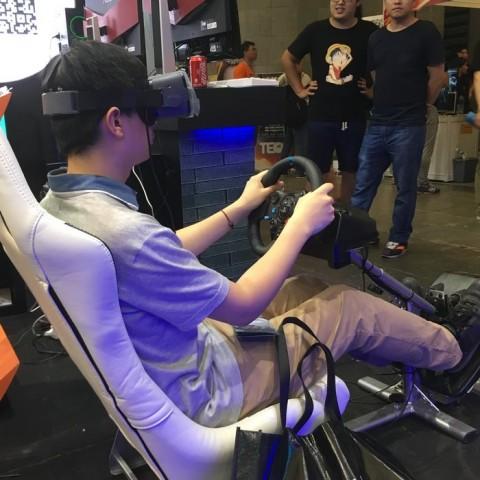 【2016ChinaJoy】頭戴式VR眼鏡