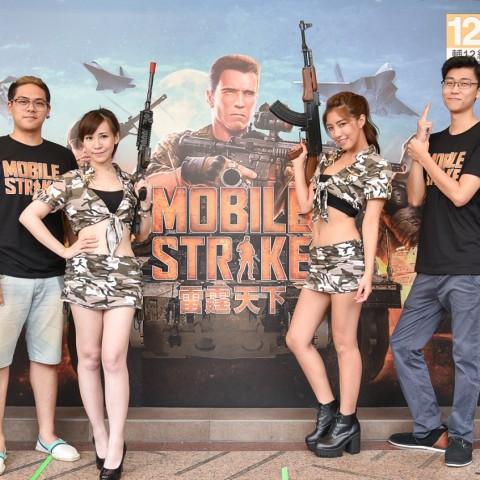 緊張情勢一觸即發,《雷霆天下》橫掃台灣