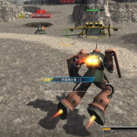BANDAI NAMCO《機動戰士鋼彈Online》揭密遊戲特色及開放CB精英刪檔封測帳號領取