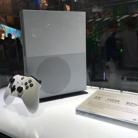 【2016ChinaJoy】Xbox新機「Xbox One S」