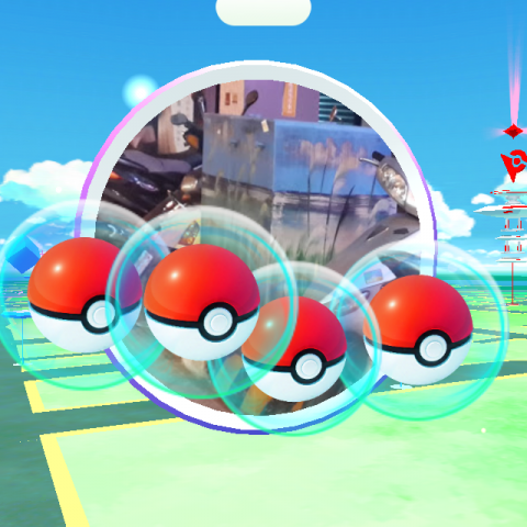 Pokemon Go:球沒了怎辦?免費領球法