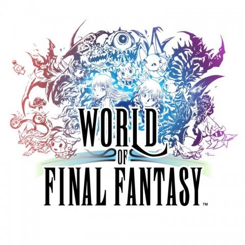 PS4、PSVita專用遊戲《WORLD OF FINAL FANTASY™》繁中版於2016年10月25日上市!