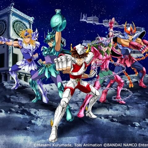 《聖鬥士星矢小宇宙幻想傳》慶祝大型更新紀念活動,聖石5,400個登入直送!