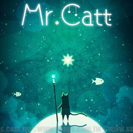 跟著喵星人去旅行,益智類手遊《Mr. Catt》10月7日唯美上市