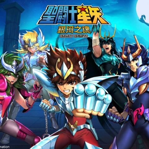 DeNA宣佈將發行「聖鬪士星矢」正版授權年度之作,全日文原音登場