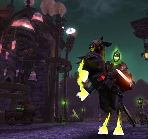 Blizzard Entertainment年度惡搞狂歡盛會萬鬼節來臨