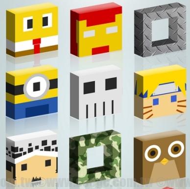 手機益智遊戲《鏡像跳躍》全球雙平台同步上線,看小方塊通過重重關卡!