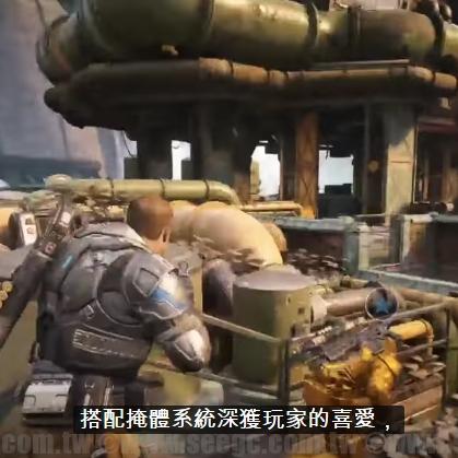 【新家用主機遊戲試玩】戰爭機器4 多人連線