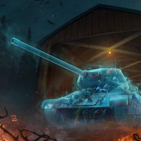 Wargaming萬聖節活動顫慄登場,怪獸戰車與亡靈艦隊進軍戰車世界與戰艦世界