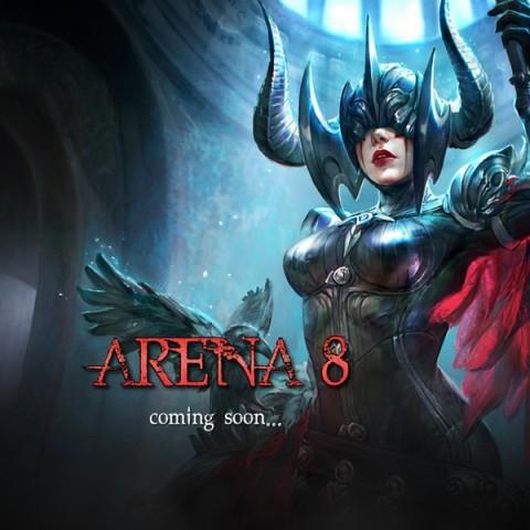 《Vainglory 最終榮耀》東亞區電競超級聯賽 Arena8誕生,區域霸主即刻開打!