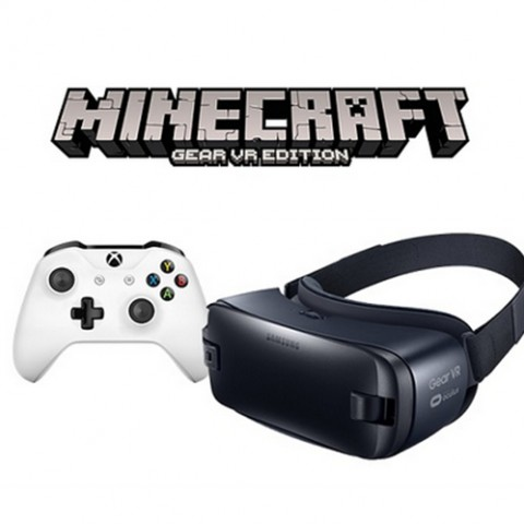 《Minecraft:Gear VR Edition》十月更新,可使用Xbox One搖桿操作