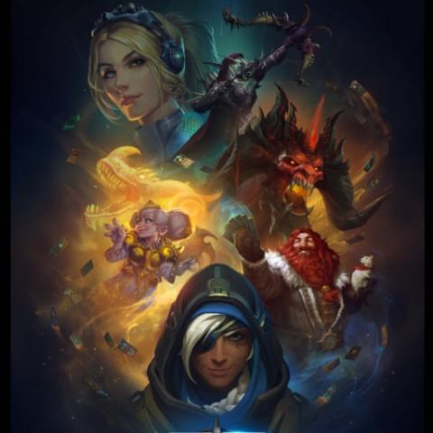 BlizzCon® 2016 盛大開幕!《鬥陣特攻®》及《暴雪英霸®》迎接全新英雄降臨