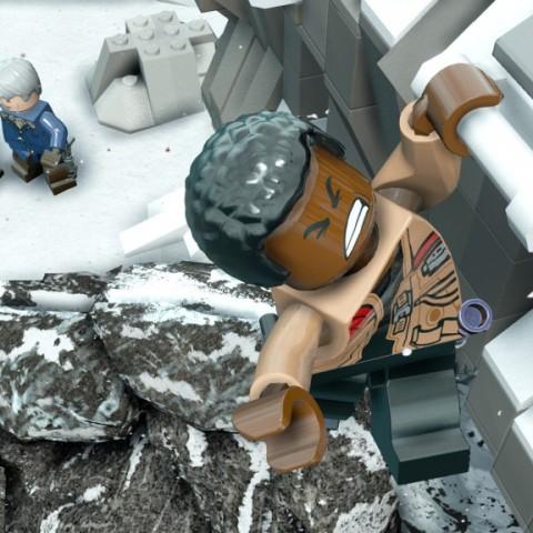 《樂高星際大戰:原力覺醒》繁中版 PS4™主機同捆組12月15日發售
