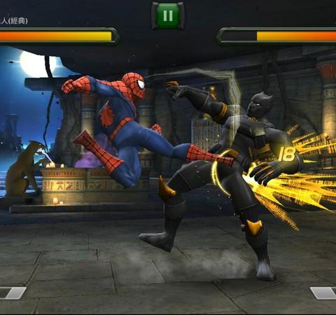 MARVEL 超級爭霸戰:操作簡單又相當剌激,看漫威英雄大亂鬥