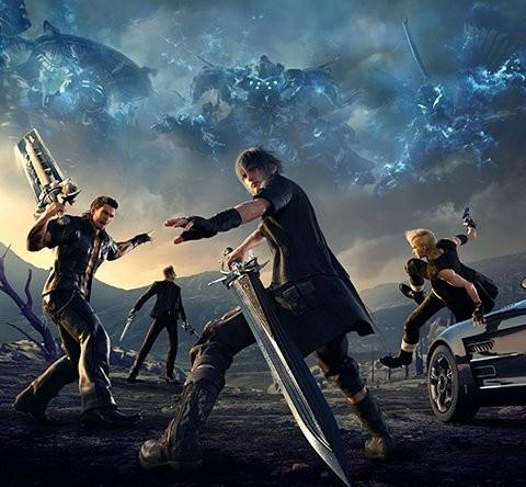 Best Console Games:Final Fantasy XV試玩,等了十年終於出了