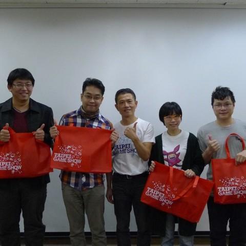 「Indie Game Festa展前攻略分享會」台灣團隊分享實戰經驗