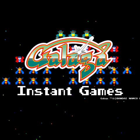 Facebook的Instant Games上《PAC-MAN》《Galaga》開始發行!