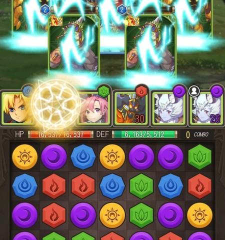 魔導召喚夜:不同轉珠玩法可嘗鮮