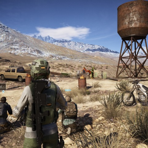 《湯姆克蘭西 火線獵殺:野境》深入試玩,這次要深入玻利維亞消滅跨國毒販集團!