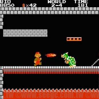 用電腦模擬器玩FC:懷舊遊戲「超級瑪利歐兄弟」介紹