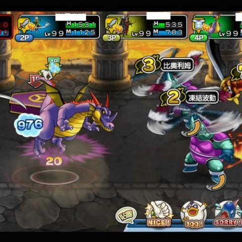 勇者鬥惡龍 怪物狂歡派對:第二波大改版分析