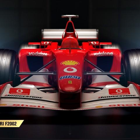 《F1™ 2017》今年8月由你來創造歷史!F1 賽車史上最夢幻車種回歸 2017 賽季