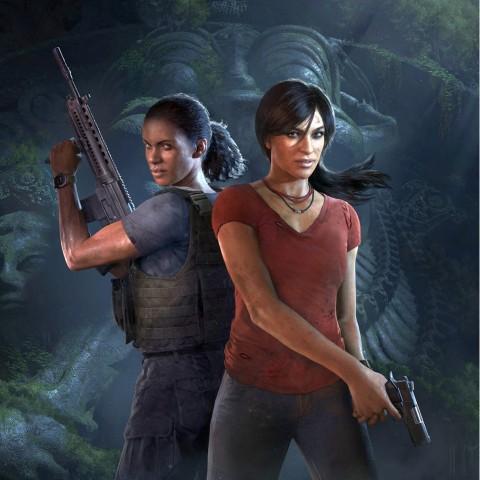 PS4™遊戲《Uncharted: The Lost Legacy》藍光光碟版與下載版遊戲將於8/22推出