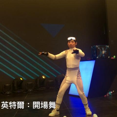 【ChinaJoy 2017】Intel獨立展館 IEM世界大賽火熱開打