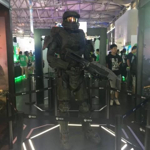【ChinaJoy 2017】微軟Xbox One全新遊戲現場展覽