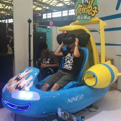【ChinaJoy 2017】體驗VR新世界
