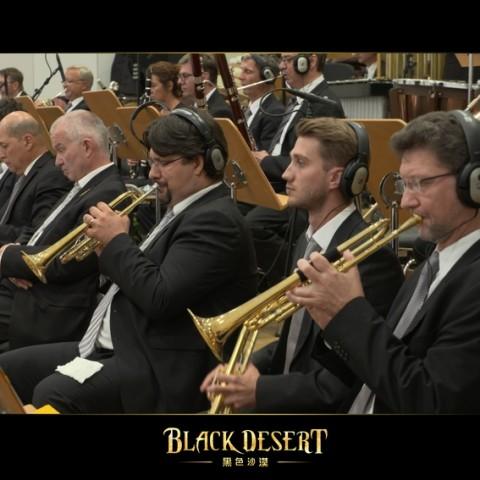 《黑色沙漠》攜手德國國家管弦樂團,音樂及音效全面Remastering