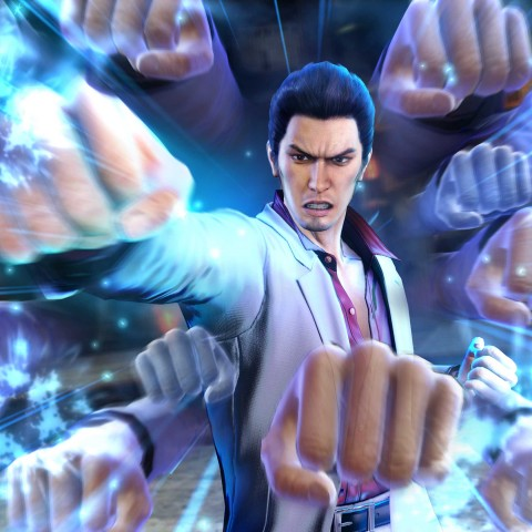 PS4™《人中北斗》決定 2018 年 2 月 22 日上市!限定版詳情公開