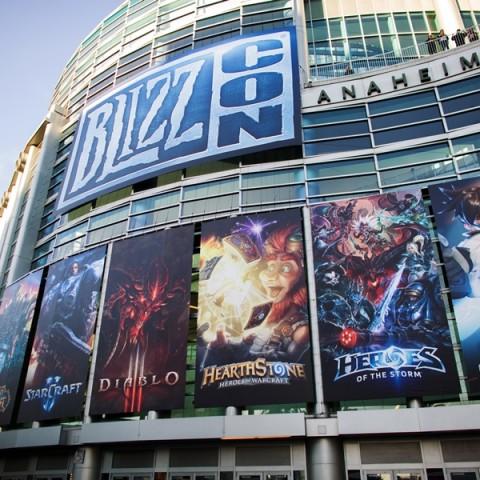 BlizzCon零時差直播派對!暴雪電競館邀你直擊BlizzCon®開幕式及各項精彩賽事