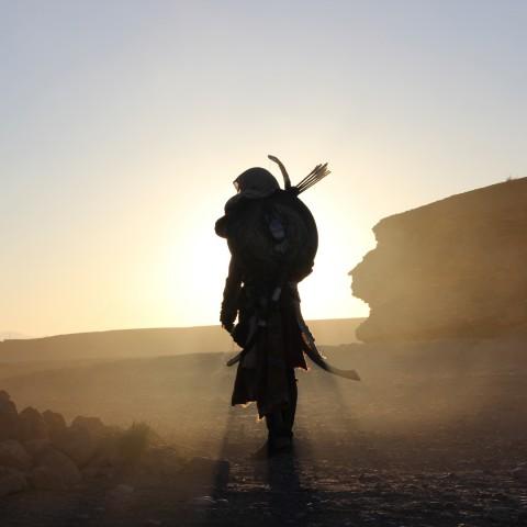 UBISOFT公布《刺客教條:起源》「我是」真人預告片,「教條」傳奇故事完美呈現