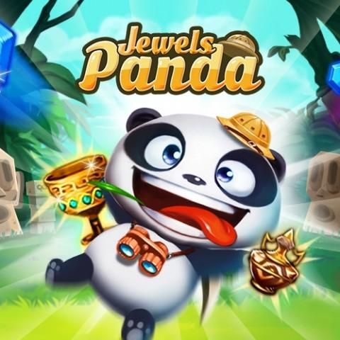 經典消除遊戲《熊貓消除聯盟》(Jewels Panda)11月30日iOS平臺炫動上線