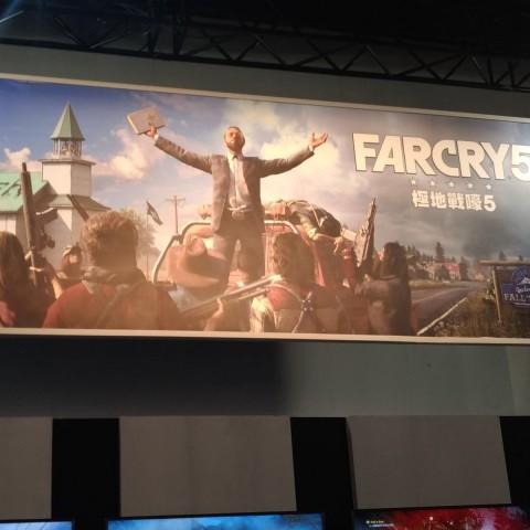 【TpGS】GC TGS直擊報導 - UBI《極地戰嚎5》電玩展大放光彩  製作人親訪電玩展談《極地戰嚎5》全新玩法