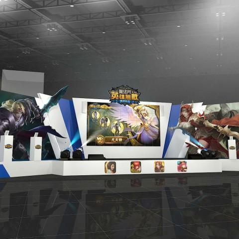 【TpGS】PLAYHIT玩點平台公開旗下《魔法門之英雄無敵:戰爭紀元》等多款遊戲台北電玩展舞台活動詳情