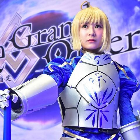 【TpGS】《Fate/Grand Order》人氣從者登台炒熱氣氛,舞台挑戰精彩對決High翻全場!