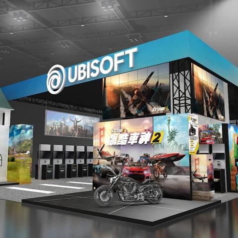 【TpGS】UBISOFT 宣布台北電玩展活動資訊,現場將送出《飆酷車神 2》哈雷重機