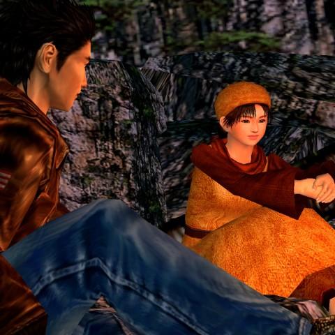 傳說中的遊戲,現在甦醒。PS4®『莎木 I&II』決定2018年發售!