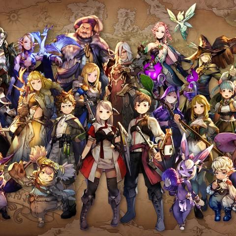 異世界冒險RPG手遊《CARAVAN STORIES》事前登錄正式開跑,魔動要塞卡拉邦預告出沒「2018新一代設計展」